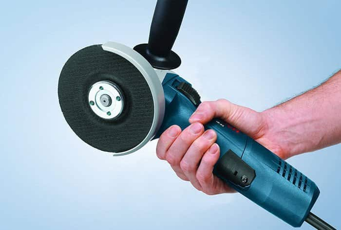 angle grinder guide
