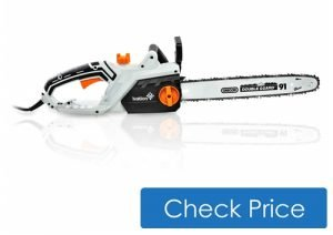 Ivation 16 inch best electric chainsaw