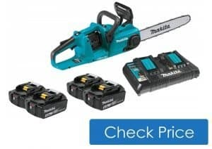 Best electric chainsaw deal