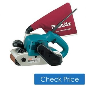 makita best belt sander power tool
