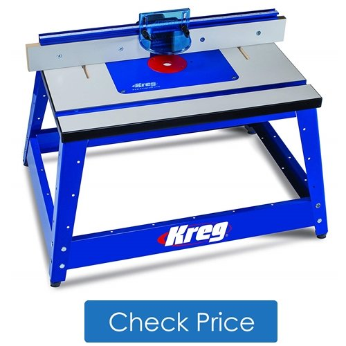 portable router table reviews
