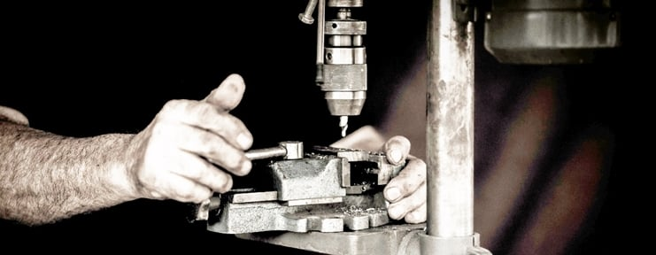 how to maintain a drill press