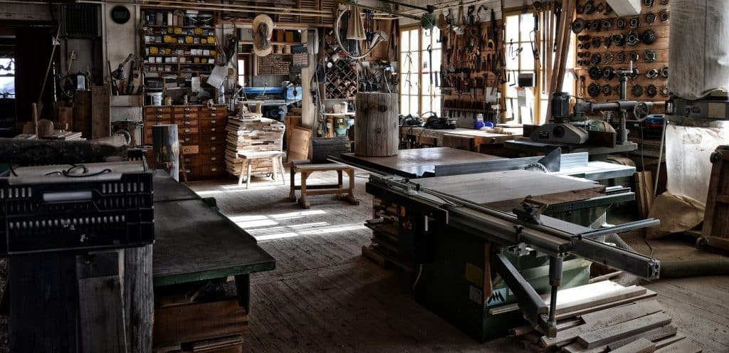 Router table workshop